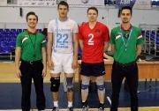 V Универсиада ПФО по волейболу среди мужских команд в Казани