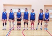 Женская команда Алексеевского района. заняла седьмое место