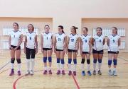 Женская команда Мамадышского района. заняла второе место