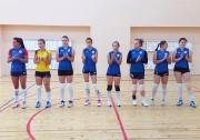 Женская команда Сармановского района. заняла шестое место
