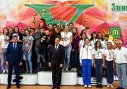 В финале женского турнира в упорной борьбе только на тай-брейке победу одержала команда Мензелинского района. Второе место за командой Мамадышского района. В матче за третье место команда Кукморского района была сильнее команды Альметьевского района.