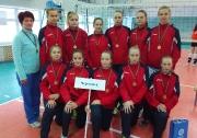команда г. Череповца заняла первое место в турнире