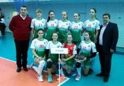 сборная команда Республики Татарстан заняла третье место в турнире